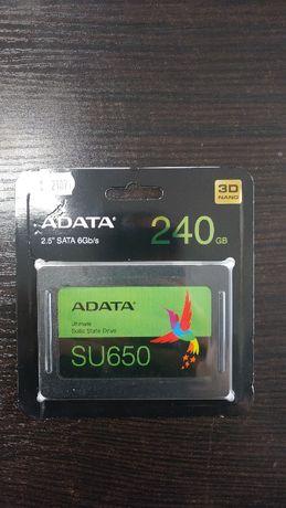 Dysk SSD Adata Ultimate SU650 240G 2.5 S3 3D Eltrox