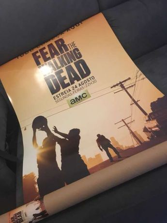 Fear the Walking Dead - Poster Oficial