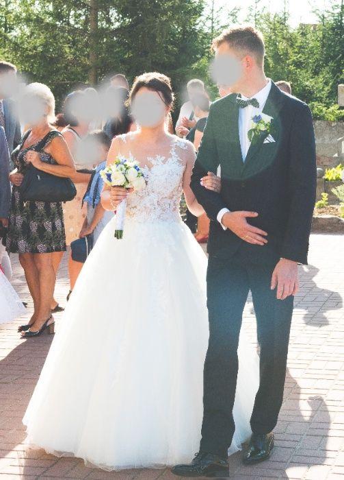 Suknia ślubna MsModa Lamberta