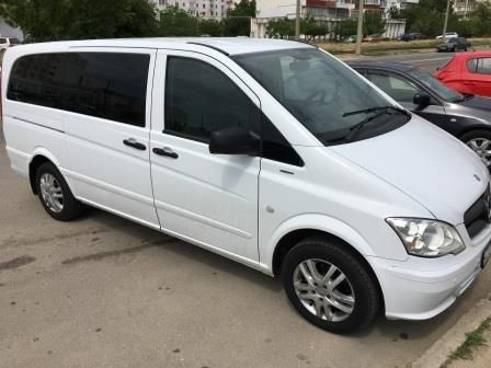 Евпатория - Симферополь - Херсон пассажирские перевозки