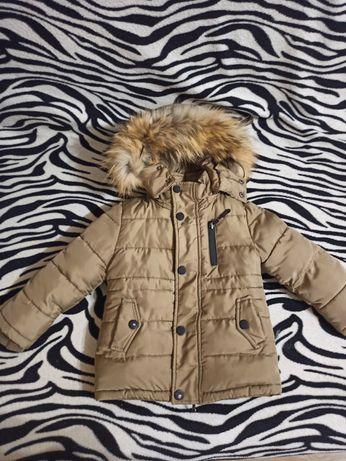 Продам зимнюю курточку на мальчика
