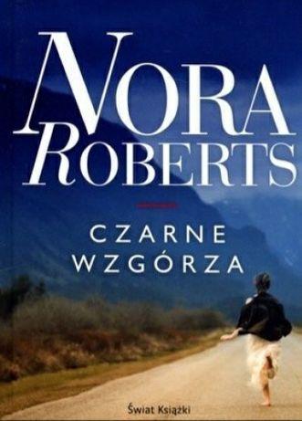 Książka nora roberts czarne wzgórza świat książki literatura
