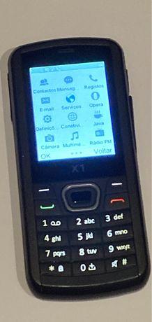 Telemovel para idoso ou criança. Mobiwire X1, como novo