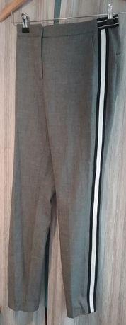 Брюки штаны с лампасами