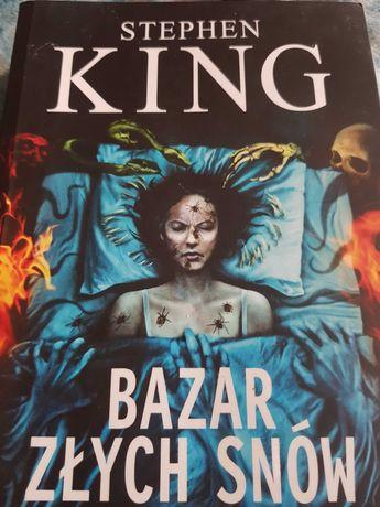 Stephen King Bazar złych snów
