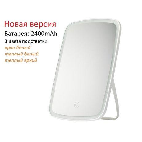 Xiaomi Led зеркало для макияжа с подсветкой J&J Новая версия NV505!