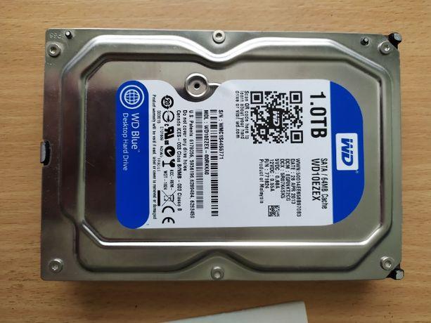 Продам жесткий диск WD 1TB, 3.5