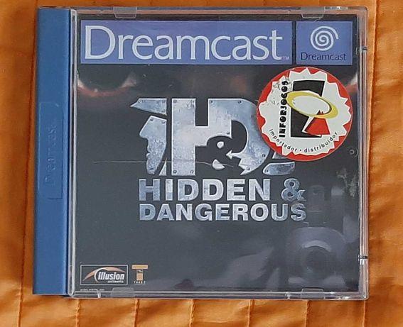 Hidden & Dangerous Dreamcast