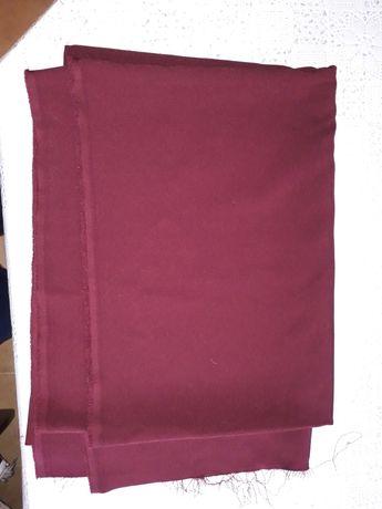 Бордова  тканина