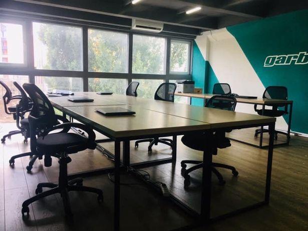 Аренда двухуровневого офиса