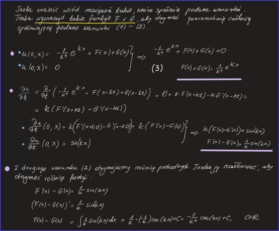 Rozwiązywanie zadań z matematyki. Korepetycje z matematyki online