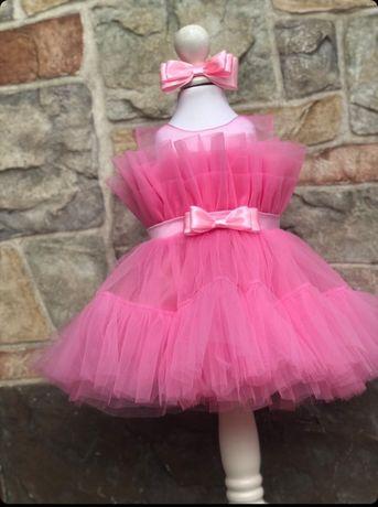 Дитяче плаття на 1 рік
