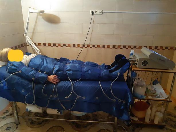 АКЦИЯ!!! Пресотерапия на САДАХ 2.С ик подогревом и миостемуляция.