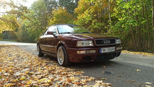 Audi 80 b4 cabrio 2.0 abk