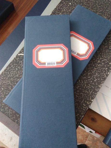 Livro Estreito Pautado 150 folhas