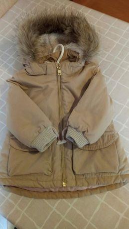 Куртка (парка) демисезонная H&M (12-18 месяцев)