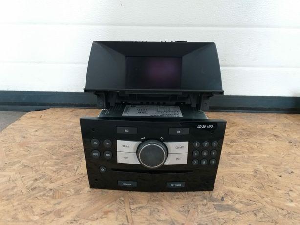 Radio opel z aux i pin