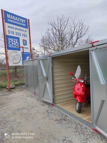 Box/Magazyn/Kontener Self storage