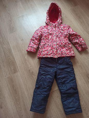Термокуртка, куртка зимняя 98-104
