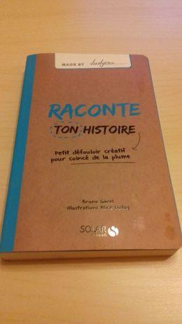 Raconte ton histoire-ćwiczenie pisania po francusku korepetycje