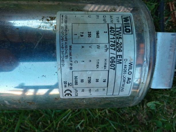 Pompa glebinowa(uszkodzona)