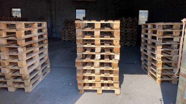 Продажа деревянных поддонов 1го и высшего сорта 1200х800,1200х1000