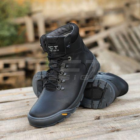 Ботинк демисезонные/Ботинки Грант/Ботинки кожаные/ботинки на мембране
