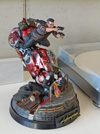 Figurka Cyberpunk 2077 edycja kolekcjonerska