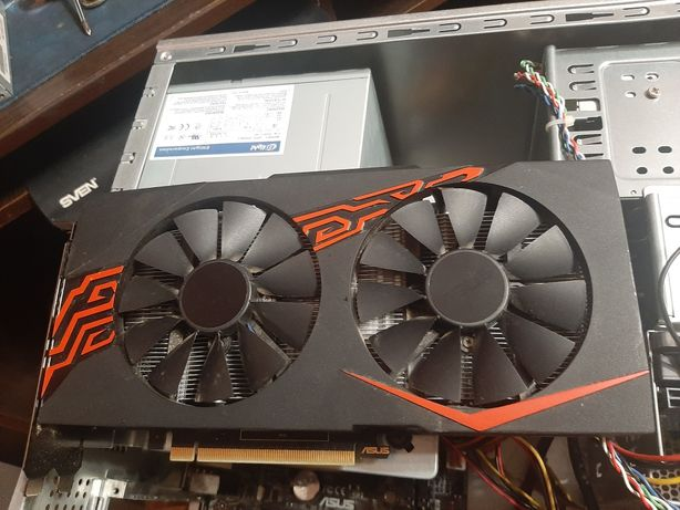 Asus Expedition gtx 1060 6 gb