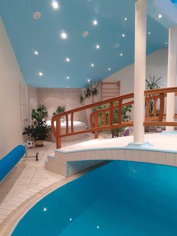 Dom z całorocznym basenem - Tarnowskie Góry