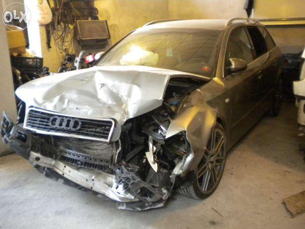 Audi A4 1.8 T Sline