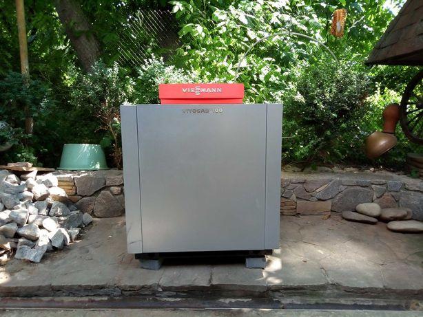 Газовый котел Viessmann Vitogas 100-F [35 kW]