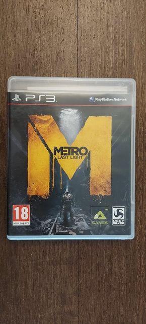 Metro Last Light Complete Edition para PS3
