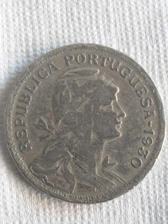 Moeda de colecçao 50 centavos 1930.