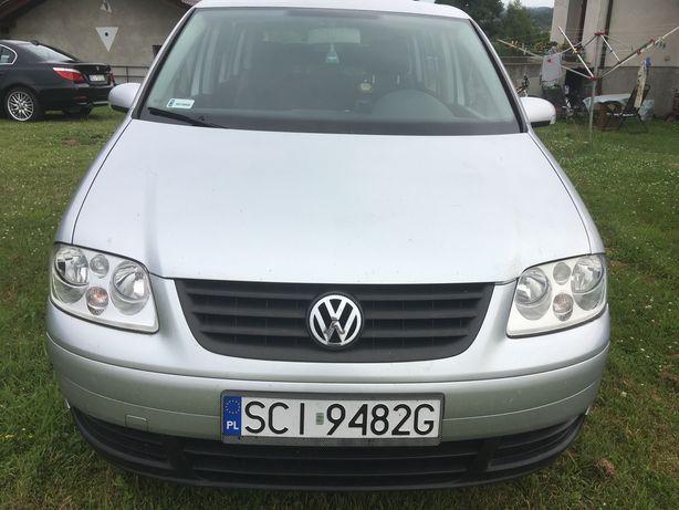 VW Touran 1.9 TDI , Klima, Tempomat