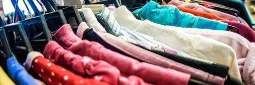 Sprzedaż wymiana odzież używana