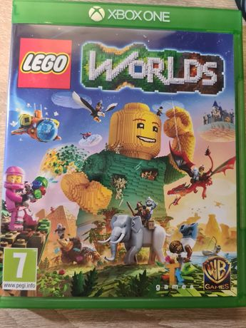 Lego Worlds,Minecraft,Need for Speed- Xbox One