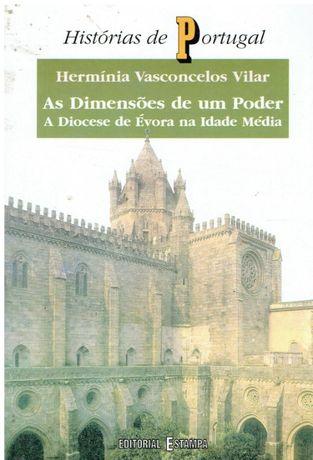 9784 As Dimensões de Um Poder A Diocese de Évora na Idade Média de He