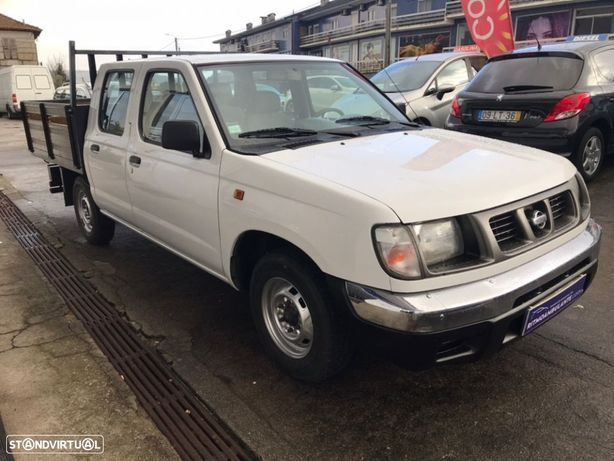 Nissan Pick-up D22 100cv 5Lugares