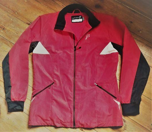 BJORN DAEHLIE, damska kurtka biegowa, czerwona, XL