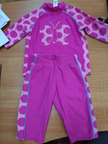 Защитный костюм от солнца фирмы TU на 4 года