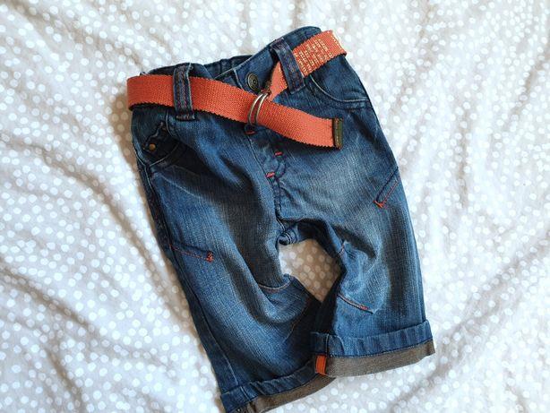Spodnie jeansy Next r. 68