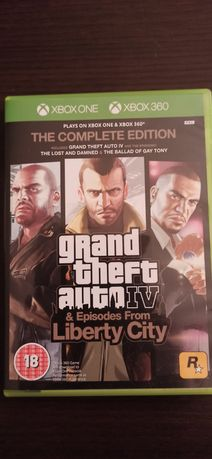 Gta 4 Complete Edition Xbox One