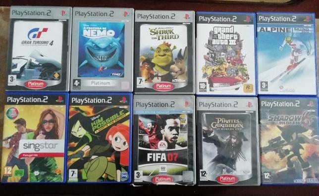 Jogos PS2 Usados