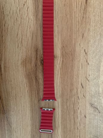 Skórzany pasek do Apple Watch 4/5, rozmiar 38/40 mm
