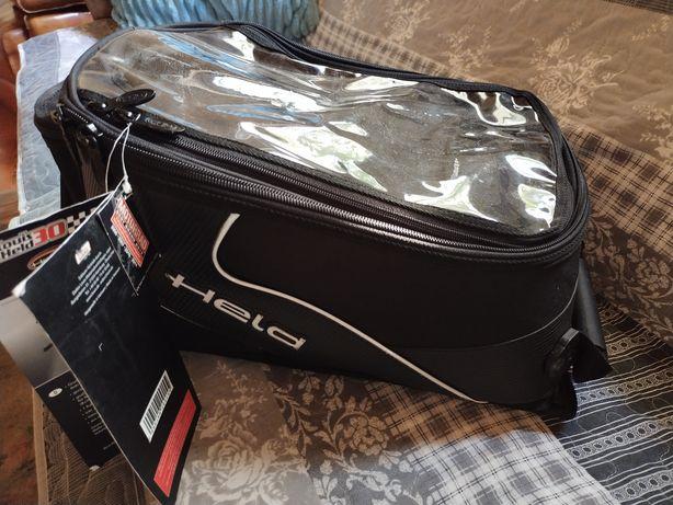 Nowa torba na bak magnetyczna held 16 litrów  motor
