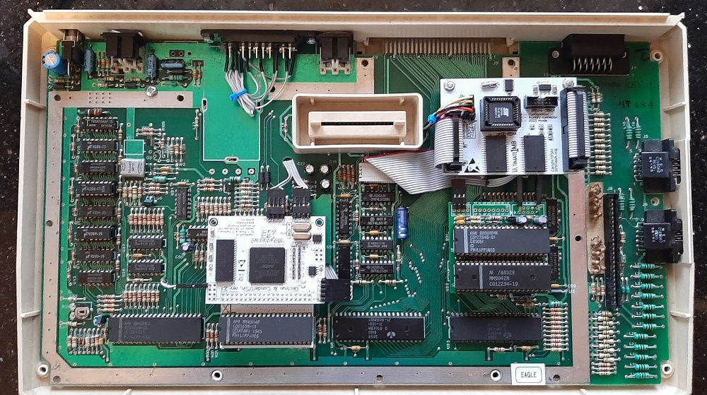 Atari XL/XE - recap, naprawa, modyfikacje