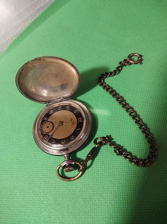 CYMA zegarek kieszonkowy zabytkowy