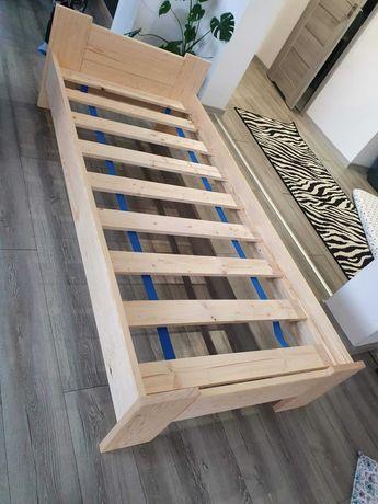 Solidne łóżko 90x200 140x200 200x200