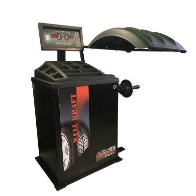 Балансировочный станок Well Kraft автоматический